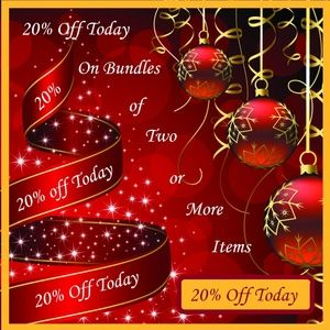 20% Off Today with 2 or More Items